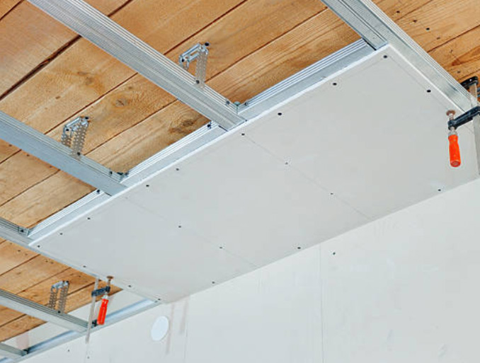 Drywall Steel Sections