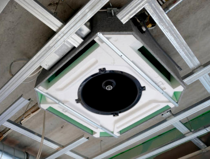 Stahlprofile für Lüftung und Klimatisierung