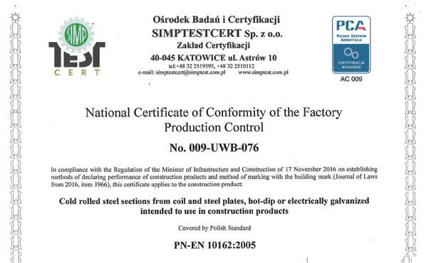 PN-EN 1305-5:2016-06
