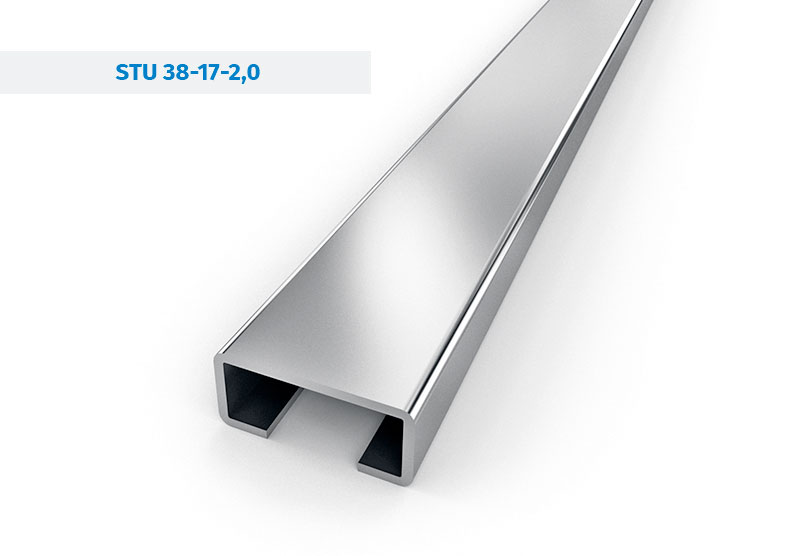 Steel Profiles of C and U type