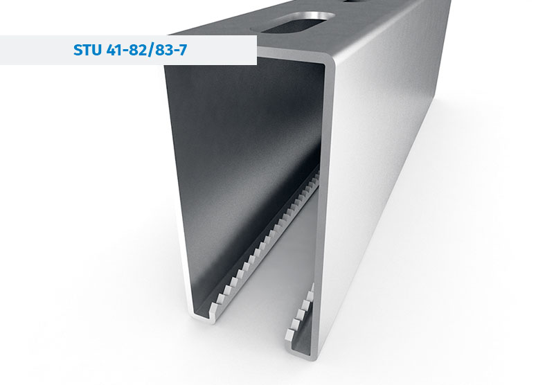 Steel Profiles for Photovoltaics