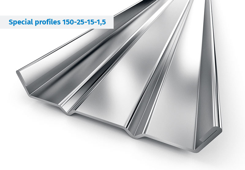 Steel Profiles Scaffolds manufacturing