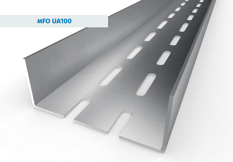 UA100 profile - Drywall Steel Sections
