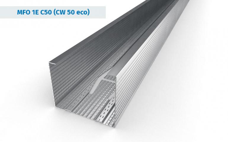 CW 50 eco Stainless Steel Profiles