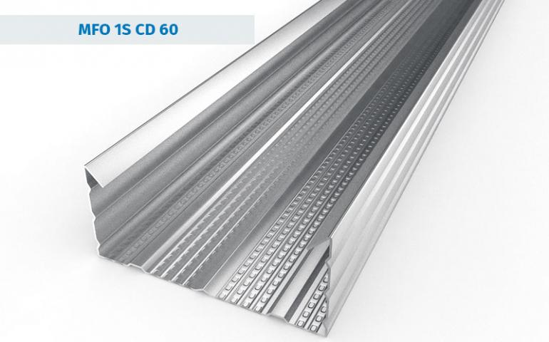 1S CD 60 Ceiling Metal Profile