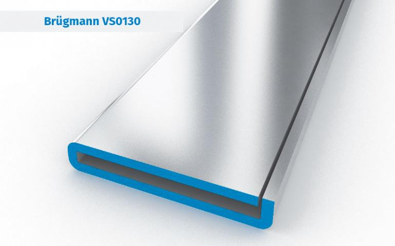 Steel Profiles for uPVC Windows