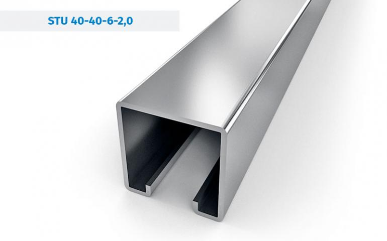 Steel sections - Raised Floor System