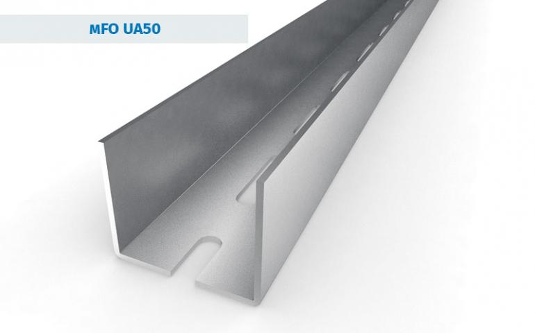 UA50 profile - Drywall Steel Sections