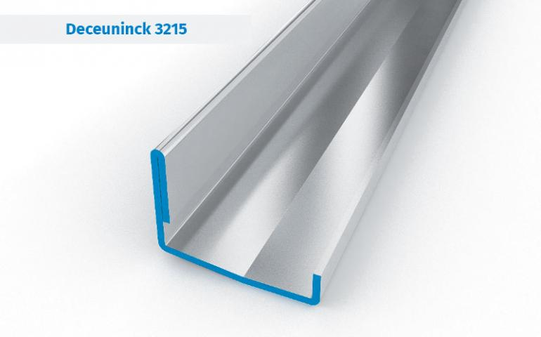 uPVC Reinforcement Sections Deceuninck / Inoutic
